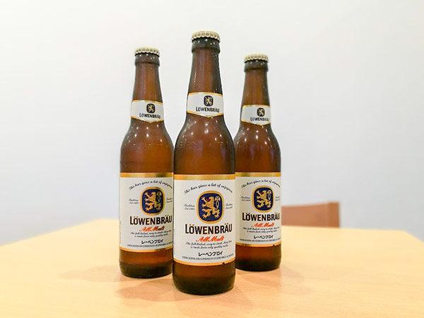 ビール【レーベンブロイ(小)】